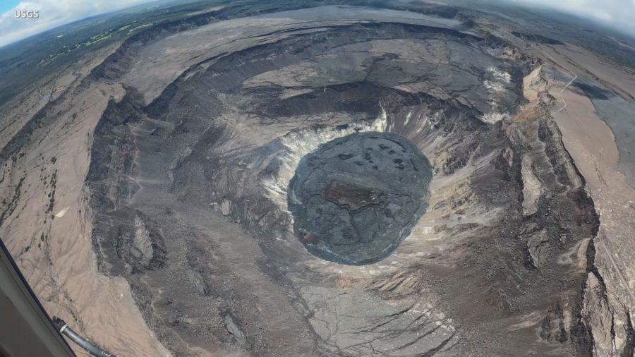 VIDEO: Kilauea, Mauna Loa Volcanic Activity Update