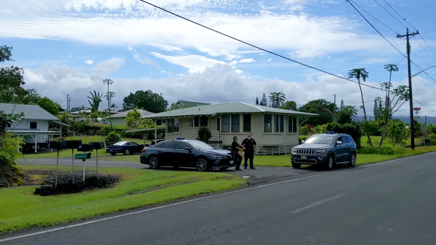 Fatal Officer Involved Shooting In Hilo
