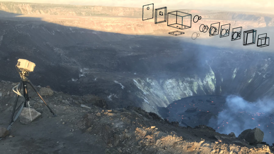 VOLCANO WATCH: New Instrument Used To Measure Lava Lake