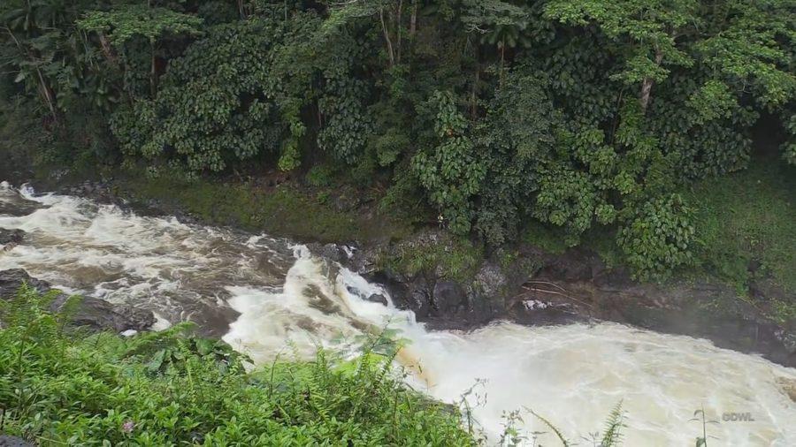 Hiker Rescued After Fall Along Wailuku River
