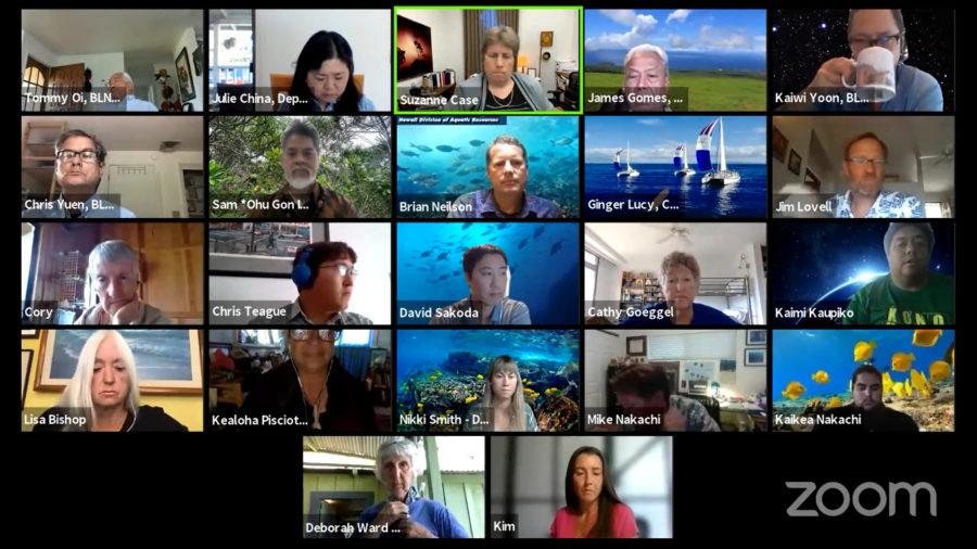 BLNR At Impasse Over Revised West Hawaiʻi Aquarium Permits EIS