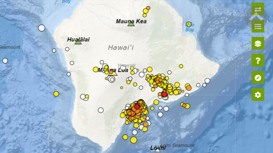 VOLCANO WATCH: Earthquakes Only Part Of Conversation
