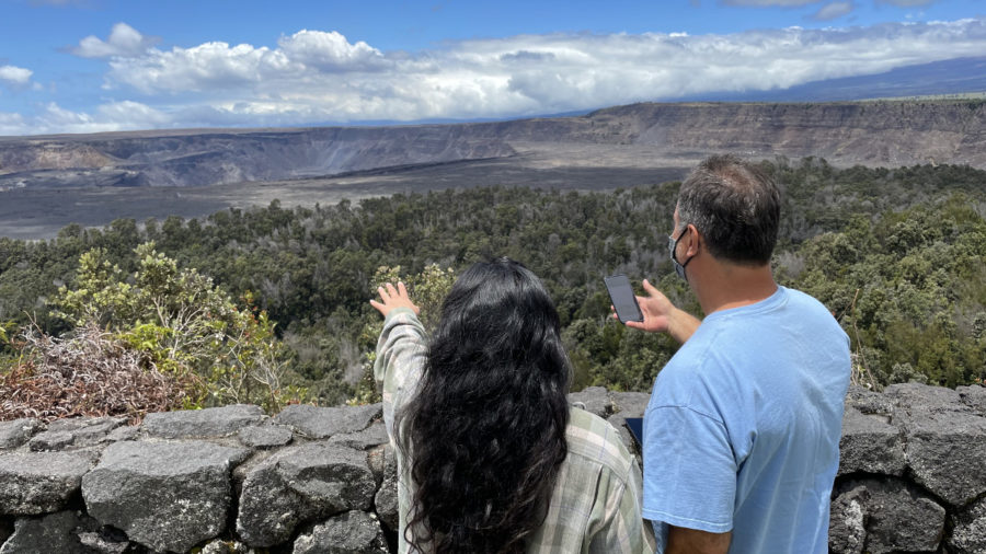 Hawaiʻi Volcanoes National Park Spots To Close For Pavement Work