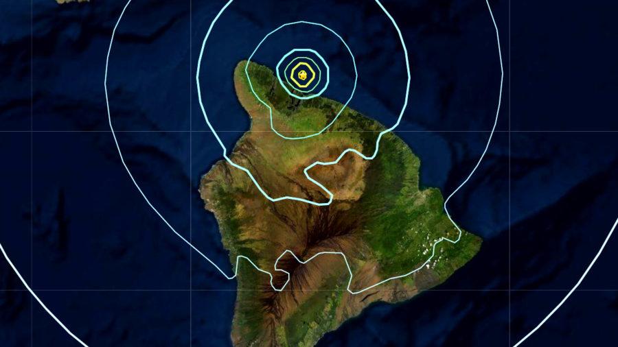 Magnitude 5.2 Earthquake Off Hawaiʻi Island's Waipiʻo Valley