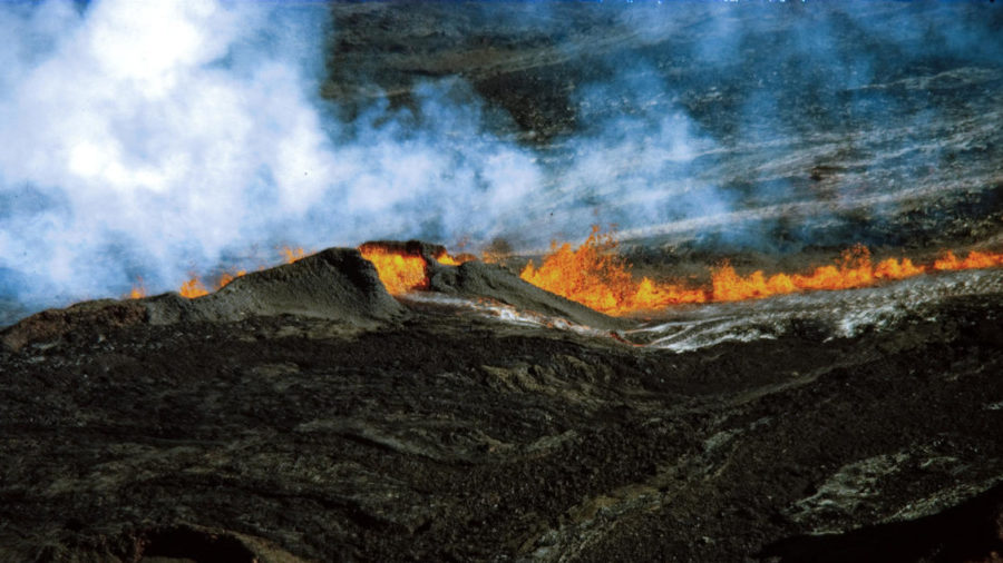 VOLCANO WATCH: Remembering The Eruption Of Mauna Loa In 1975