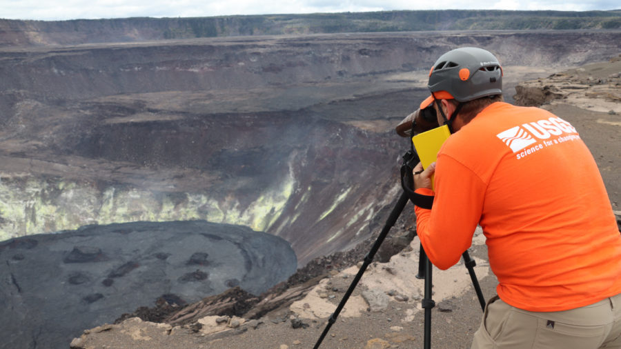 Kilauea Volcano Update For Tuesday, July 13