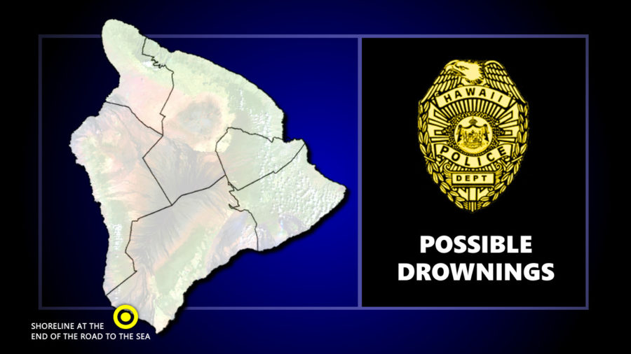 Two Dead After Possible Drowning Off Kaʻū Shoreline