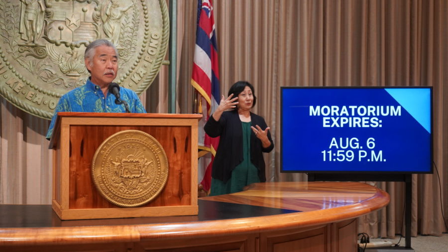 Hawaiʻi State Eviction Moratorium To End On August 6