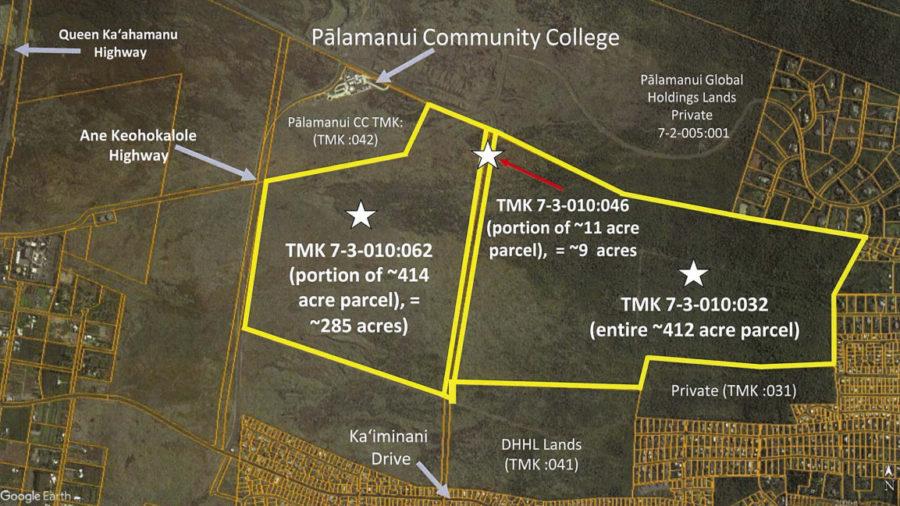 Pālamanui Campus Reserve Proposed In Kona