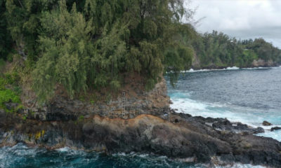 Honomū Fishing Access Via Seacliff Ladder Will Be Preserved, EA Says