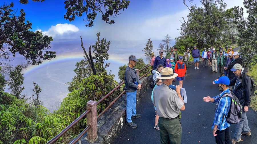 Free Entrance To Hawaiʻi Volcanoes National Park On August 1