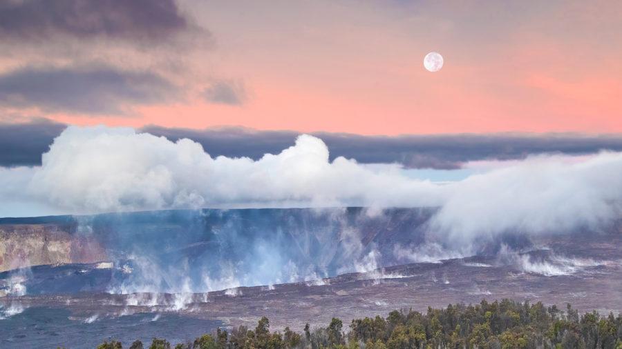 Kilauea Volcano Update, Summit Quakes Decrease