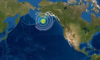 Tsunami Watch Cancelled For Hawaiʻi After Magnitude 8.2 Earthquake Off Alaska