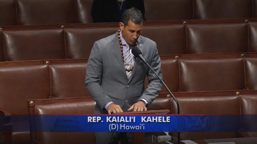 VIDEO: Rep. Kahele Pushes For Better Aviation Labor, Safety Standards