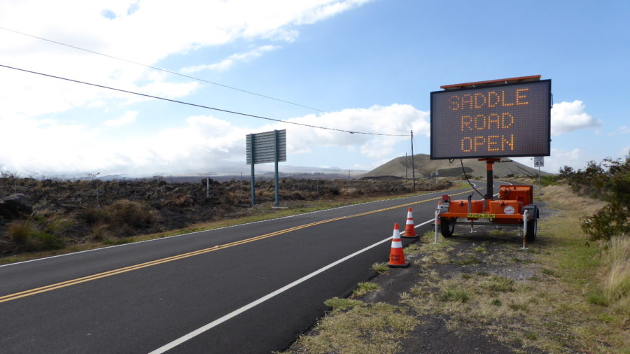 Hawaiʻi Brush Fire Is 75% Contained, Officials Say