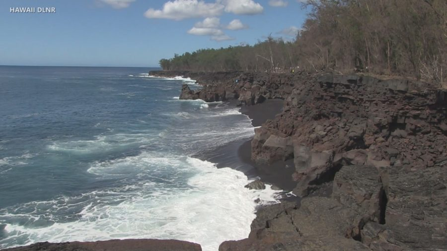Police Investigate Homicide After Body Found On Puna Shore