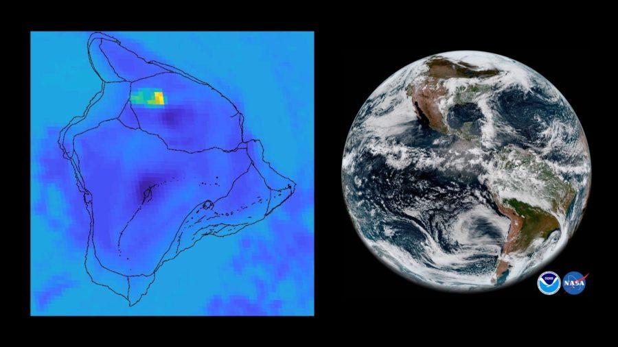 VOLCANO WATCH: Spaceborne Sentinel Keeps Watch Over Hawaiʻi