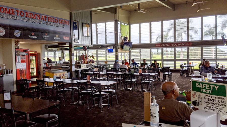 Hilo Muni Golf Course Restaurant Concession Up For Bid