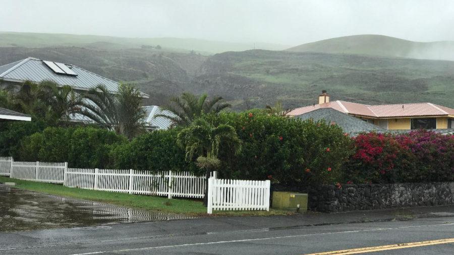 Flood Advisory Issued For South Kohala Area Of Hawaiʻi Island