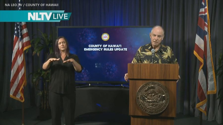 VIDEO: New COVID Rules Go Into Effect In Hawaiʻi County
