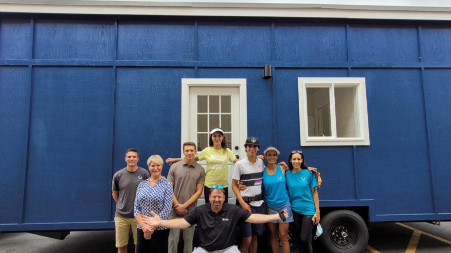 Tiny Home Donated To Habitat For Humanity Hawaiʻi Island