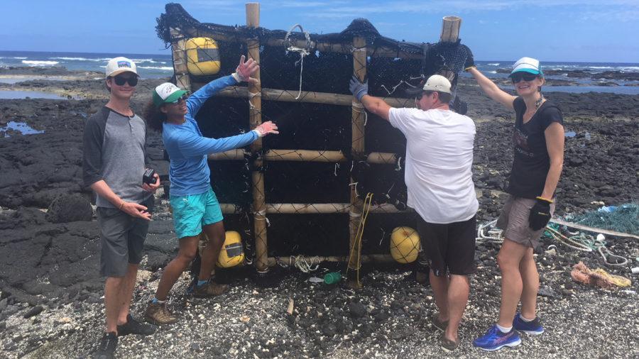 "Hawaiʻi Identifies Concerning New Marine Debris ""FAD"""