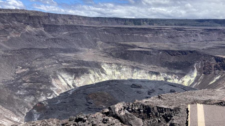 Kilauea Volcano Update: Little Activity Following Magma Intrusion