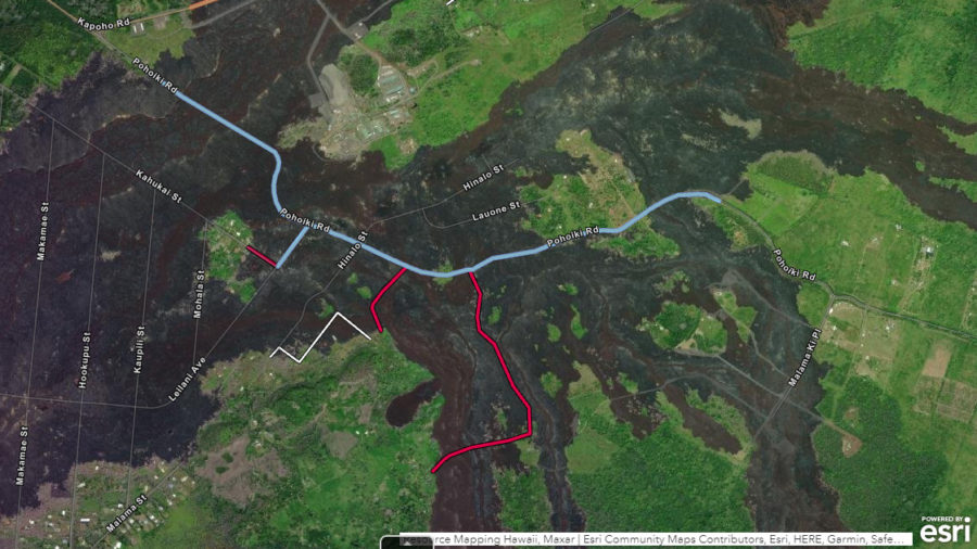 Environmental Assessment Required For Pohoiki Road Restoration