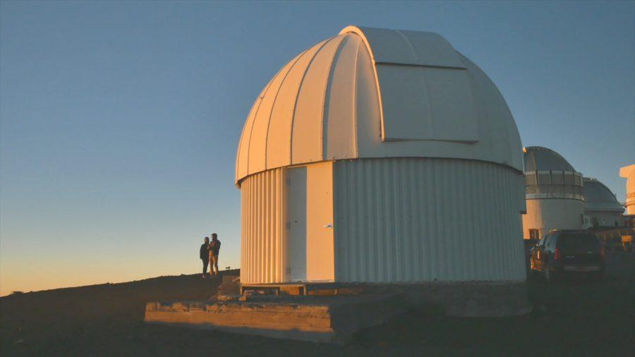 UH Maunakea Teaching Telescope Plans: 1 Coming Down, 1 Going Up
