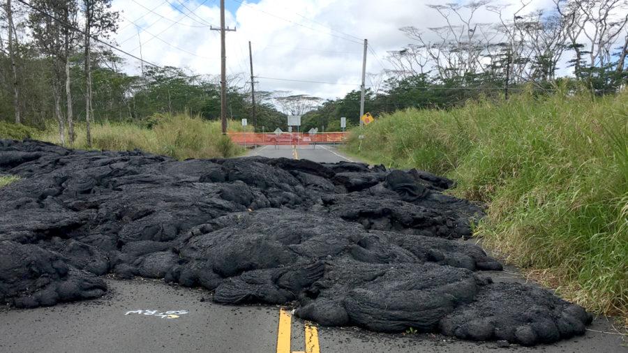 Decisions Made On Puna Roads, Water Service Following 2018 Kīlauea Eruption