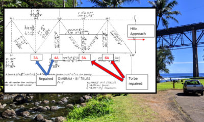 Kolekole Bridge Repairs, Weight Restriction Update