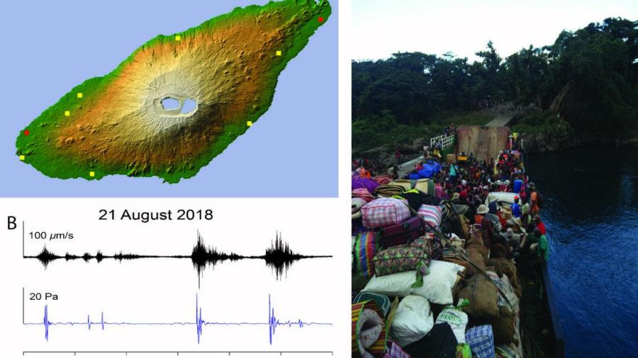VOLCANO WATCH: Observations, Impacts Of 2017–2018 Vanuatu Eruption