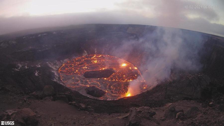 Kilauea Volcano Eruption Update For Saturday, October 2