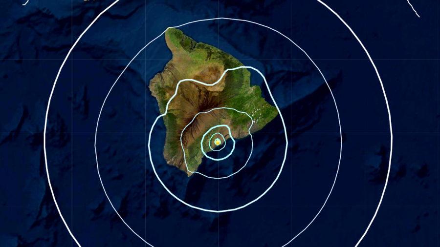 Magnitude 4.6 Earthquake Felt Across Hawaiʻi Island