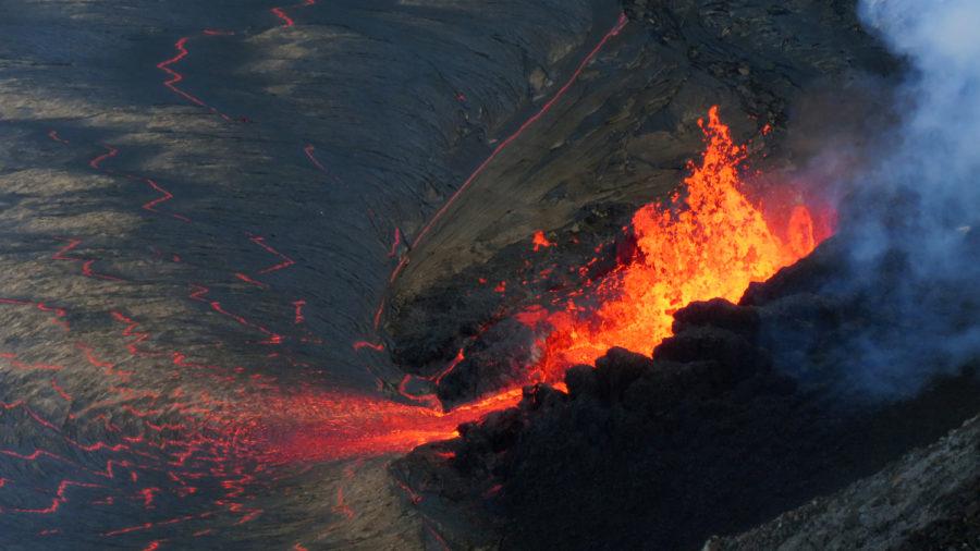 Kilauea Volcano Eruption Update for Thursday, Oct. 7