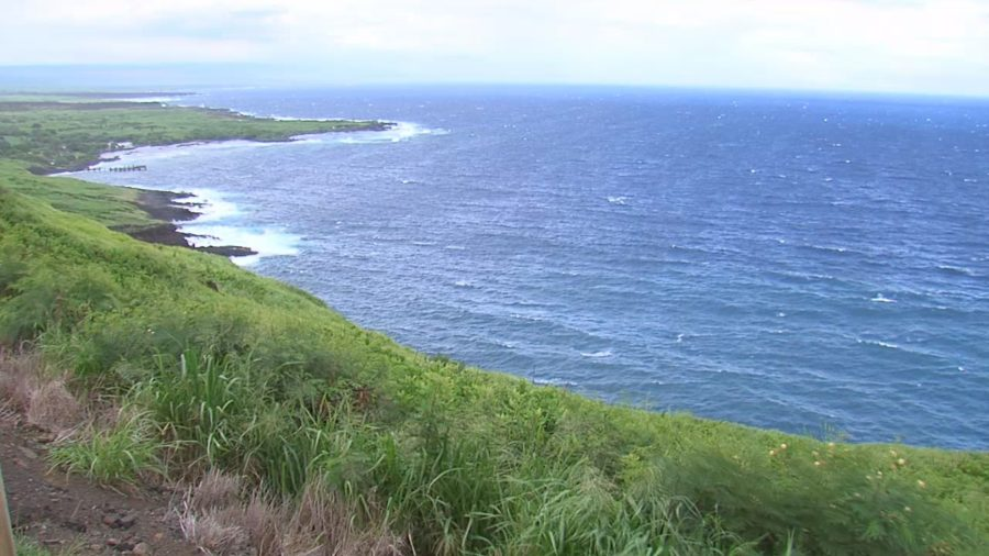 Lands North Of Honuʻapo In Kaʻū Closed