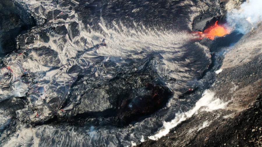 VOLCANO WATCH: What's that rising from the lava lake?