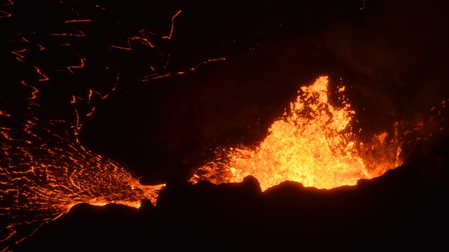 Kilauea Volcano Eruption Update for Wednesday, Oct. 13
