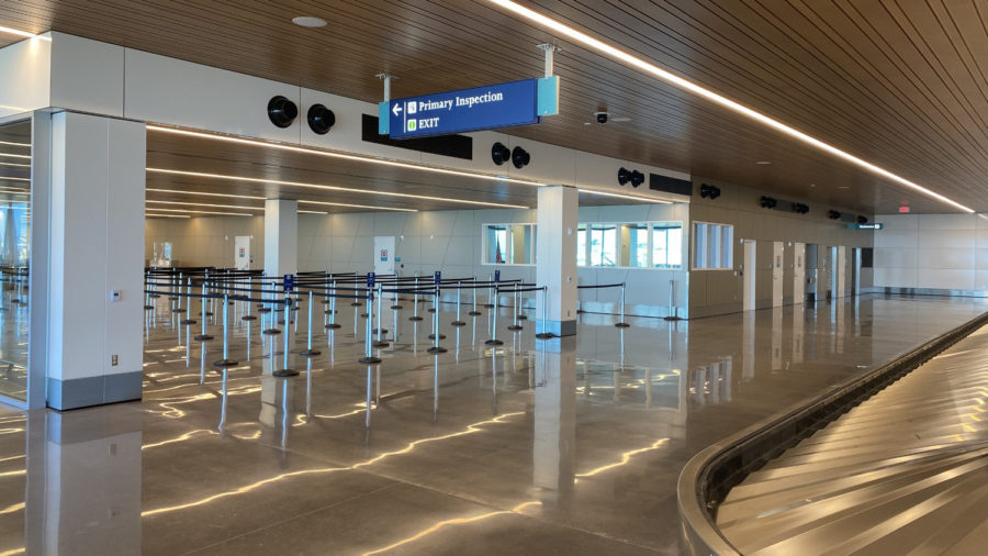 Federal Inspection Facility Opens At Kona Airport