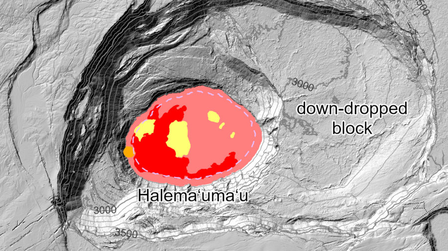 Kilauea Volcano Update: New Maps Track Changes At Summit Eruption