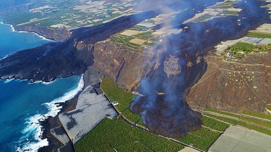 """VOLCANO WATCH: La Palma Eruption """"Mega-Tsunami"""" Scenario Examined"""