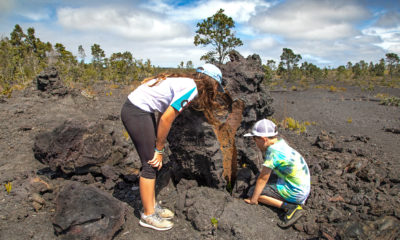 """Hawai'i Volcanoes To Hold """"Every Kid Outdoors"""" Scavenger Hunt"""